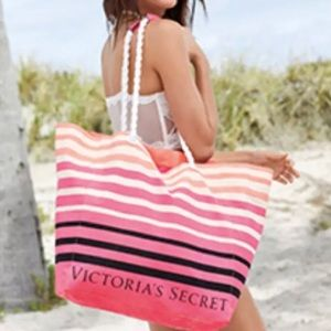 Victoria Secret Beach/ Weekender Tote.